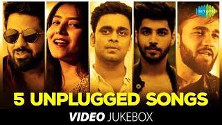 5 Unplugged Songs Jukebox Kuch Toh Log Kahenge Yeh Ladka Haye Allah Jo Wada Kiya Wo