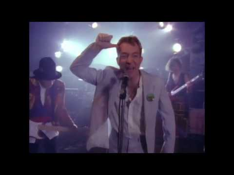 """The B-52's - """"Channel Z"""" (Official Music Video)"""
