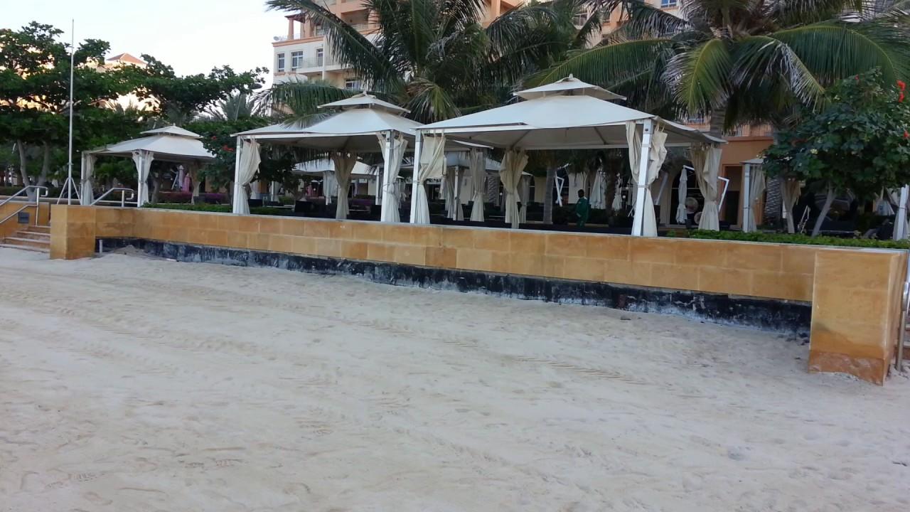 جلسات على البحر في مدينة الملك عبد الله الإقتصادية في ثول Youtube