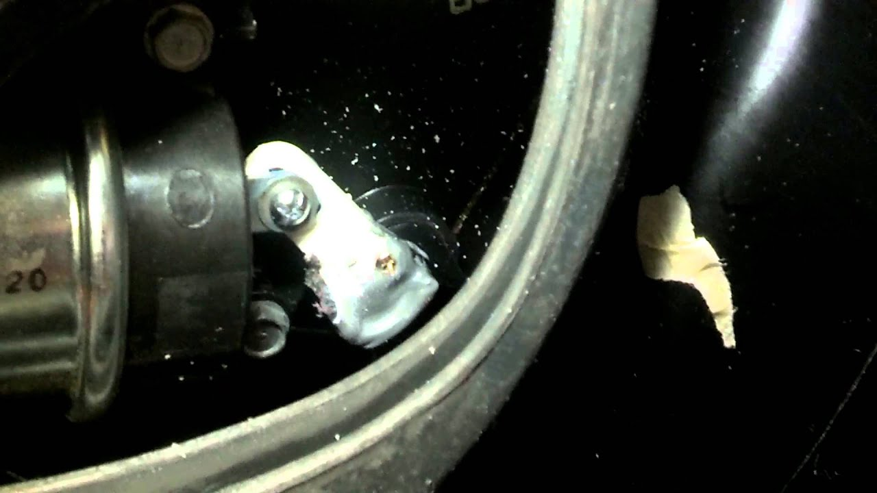 2004 Ford Explorer Defrost Actuator Repaired - YouTube