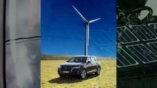 Солнечная панель на Audi Q7(, 2016-06-11T18:19:16.000Z)