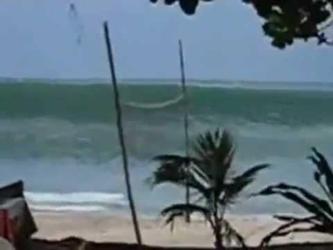 Tsunami in Indonesia 2012