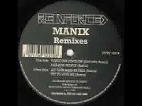 MANIX - Hardcore Junglism (Exclusive Remix)