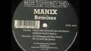 MANIX - Hardcore Junglism (Exclusive Remix)(stereo)