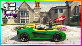 GTA 5 Online The Diamond Casino & Resort DLC - NEW UPDATE! FREE Items, Lucky Wheel Supercars & MORE!