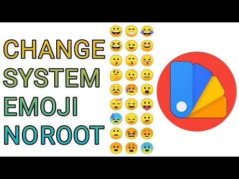 Change System Emoji No Root 2019