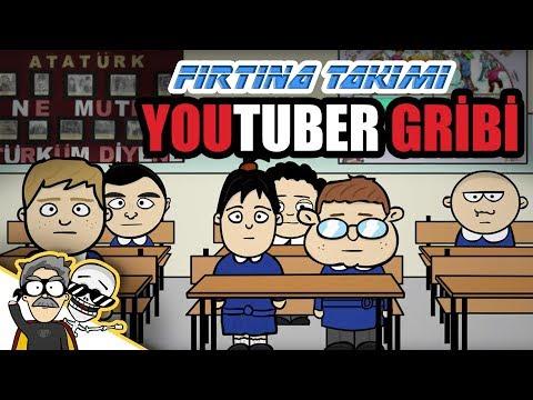 Youtuber Gribi | Özcan Show