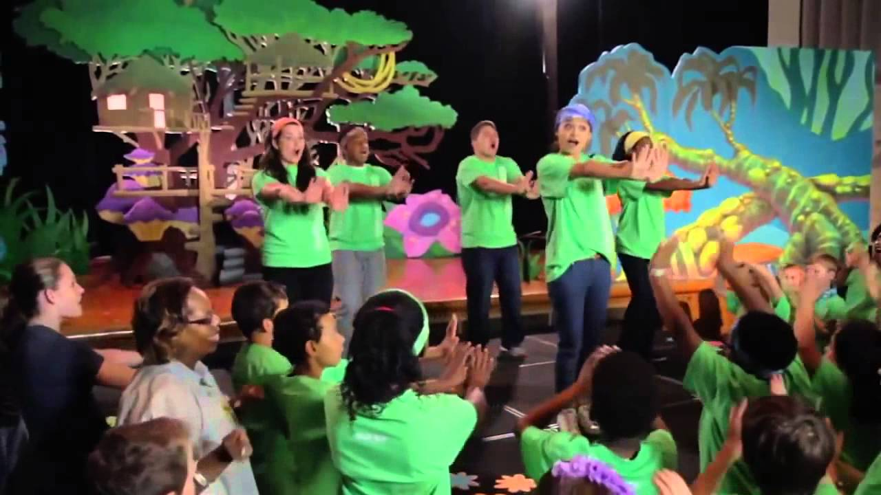 2015 Journey Off the Map VBS Promo - YouTube