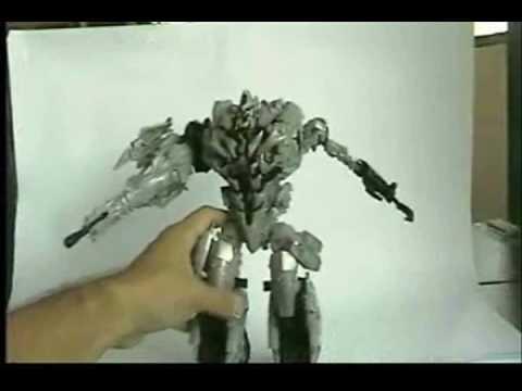 Español Of The Leader En Fallen Revenge Transformers Megatron wN8n0vmO