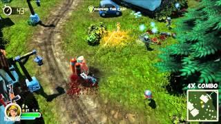 Bunch of Heroes - PC Gameplay - GTX 560 Ti + i5-2500K