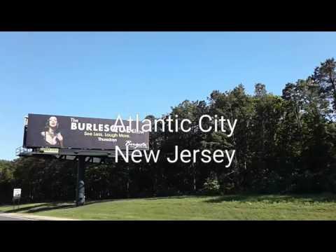 Uber  ride, Atlantic City, Blackjack,