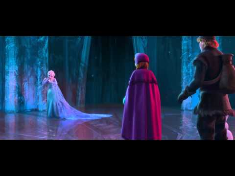 Frozen Anna Dan Permaisuri Salji (Thrown Out Of Ice Palace-Bahasa Malaysia-Malay)