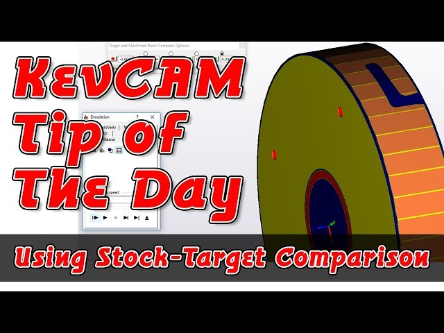 Tip of the Day - Using Stock-Target Comparison