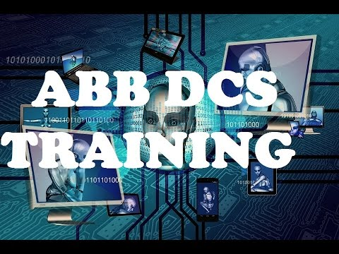 ABB DCS AC 800M distributed control system programming Training- - Lecture 3