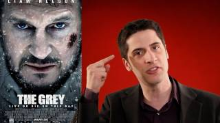 The Grey movie review