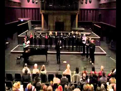 To be sung on the water - Samuel Barber - Cork Chamber Choir
