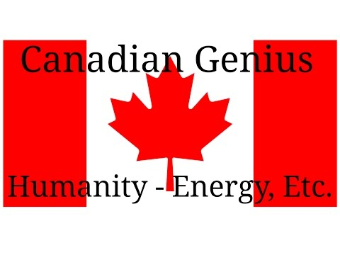 006 Canadian Genius - Humanity   Energy, Etc