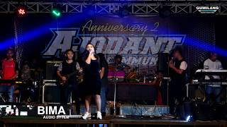 GERIMIS MELANDA HATI - NENCY STEVANY - ROYAL MUSIC CLUWAK AJODANT COMMUNITY