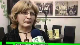 """Catia Maxim, """"Îngerii din Moscopole"""", lansare (13 ianuarie, 2012)"""