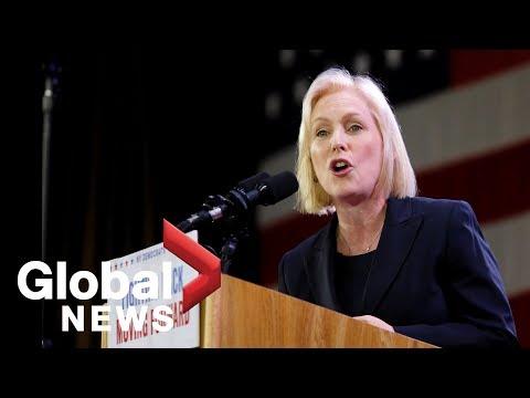 Midterm Elections: New York Democrat Kirsten Gillibrand re-elected to U.S. Senate