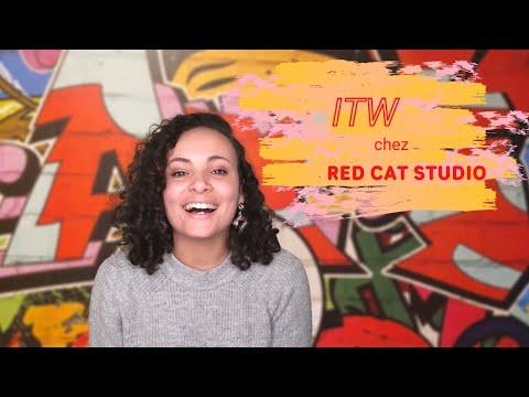 ITW CHEZ RED CAT STUDIO - SARATISSE TON AVENIR