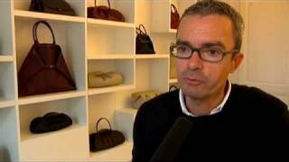 Albert Kriemler on the new Handbag Collection Spring/Summer 2010 Thumbnail