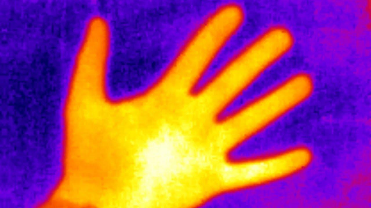 Seek Thermal Camera >> Show and Tell: Seek Thermal Imaging Camera - YouTube
