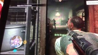 Wolfenstein demo gameplay Xbox kinect pt1)Rawhiphopper93