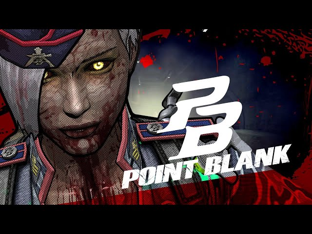 Point Blank (видео)