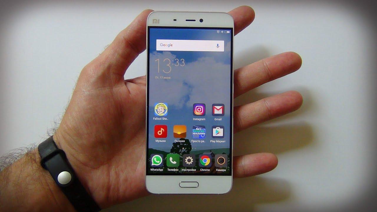 Обзор культового смартфона с Алиэкспресс Мобильный телефон xiaomi .