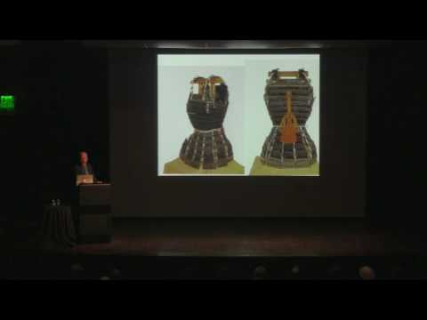 """Opening Lecture: """"The Arms and Armor of the Samurai"""""""