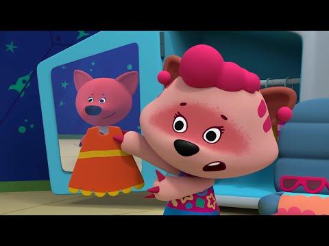 Видео: В другом теле - Ми-ми-мишки - Новые серии! - Лучшие мультики для детей