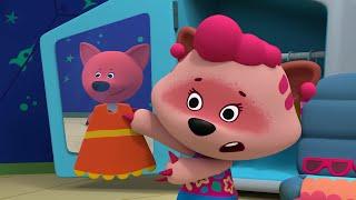 В другом теле - Ми-ми-мишки - Новые серии! - Лучшие мультики для детей