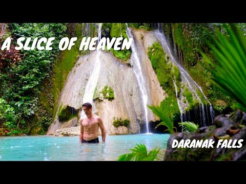 HEAVEN ON EARTH  (Secret Waterfalls of the Philippines)