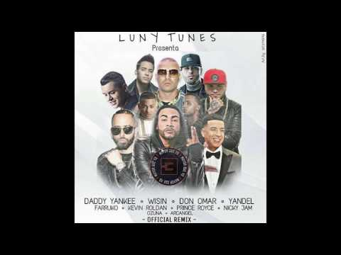 Don Omar Ft. Wisin & Yandel & Varios Artistas - Mayor Que Yo 3 (Official Remix) (Preview)
