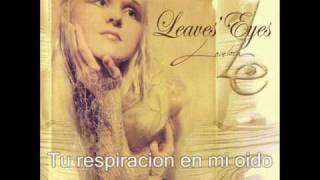 Leaves Eyes - The Dream (subtitulado a español)