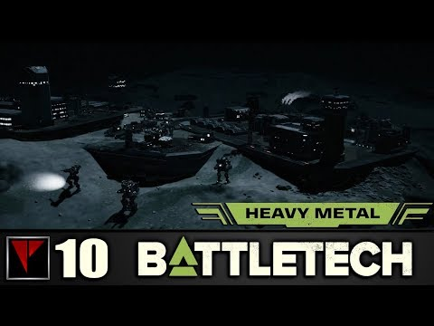 BATTLETECH Heavy Metal #10 - Самый хитрый план