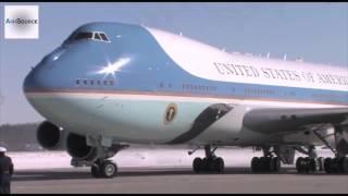 Conexão América: No ar, o novo Air Force One