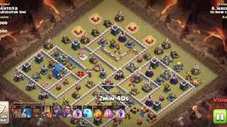Perfect HDV 12 clash of clans