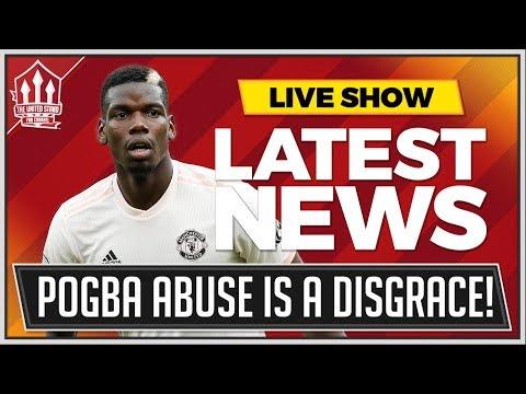 POGBA Hate Isn't Real Man Utd Talk! Flex & Rants MUFC Talk LIVE