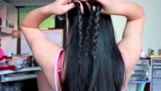 ⚓ Four braid, irregular braid tutorial ⚓ Thumbnail