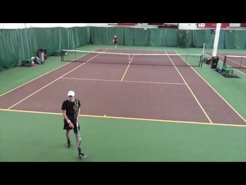 Ian Altenburg College Recruit Video