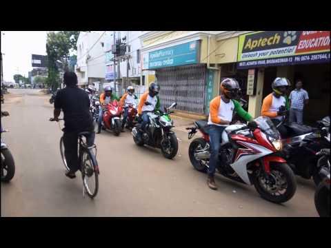 Bhubaneswar Superbikers Club | BSC | Freedom Ride