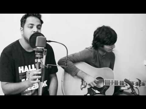 Nindiya Re -kaavish Coke Studio (Cover) - Rishit Chauhan ft. Ahmad Shaad Safwi