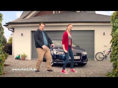 Check 24 Werbung | Everybody Dance Now !