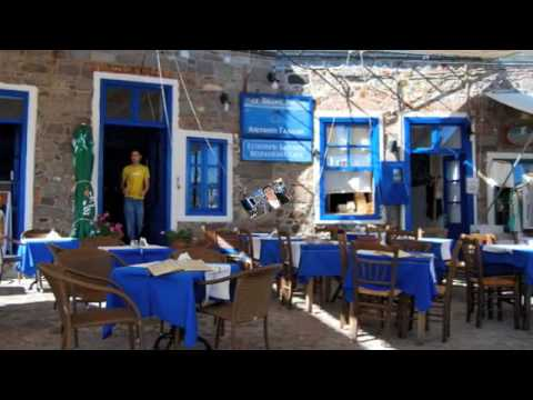 WONDERFUL MOLYVOS - LESVOS (Lesbos), Greece. Part 1