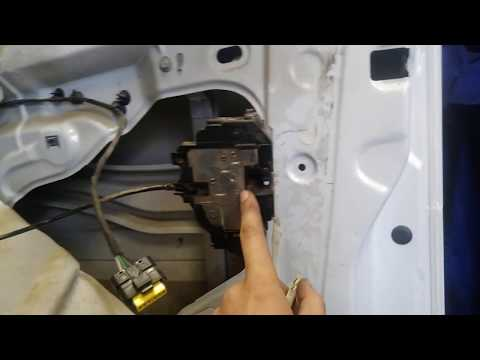 Renault Kangoo 2, лайфхак по ремонту концевика замка// Бюджетний ремонт замка//