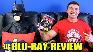 BATMAN v SUPERMAN Ultimate Edition - Blu-ray Movie Review