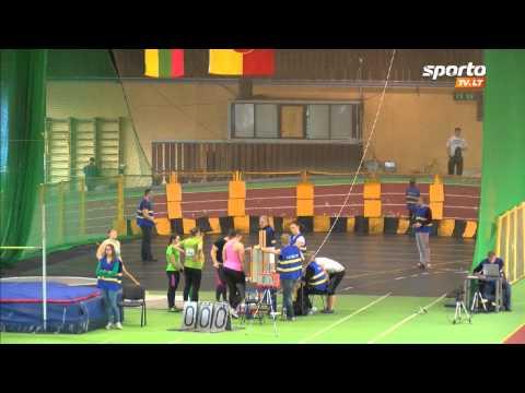 SportoTV.lt: Lietuvos lengvosios atletikos čempionatas 2014-02-21