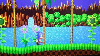 Sonic The Hedgehog (1991) Game Good Ending, also, Happy Easter